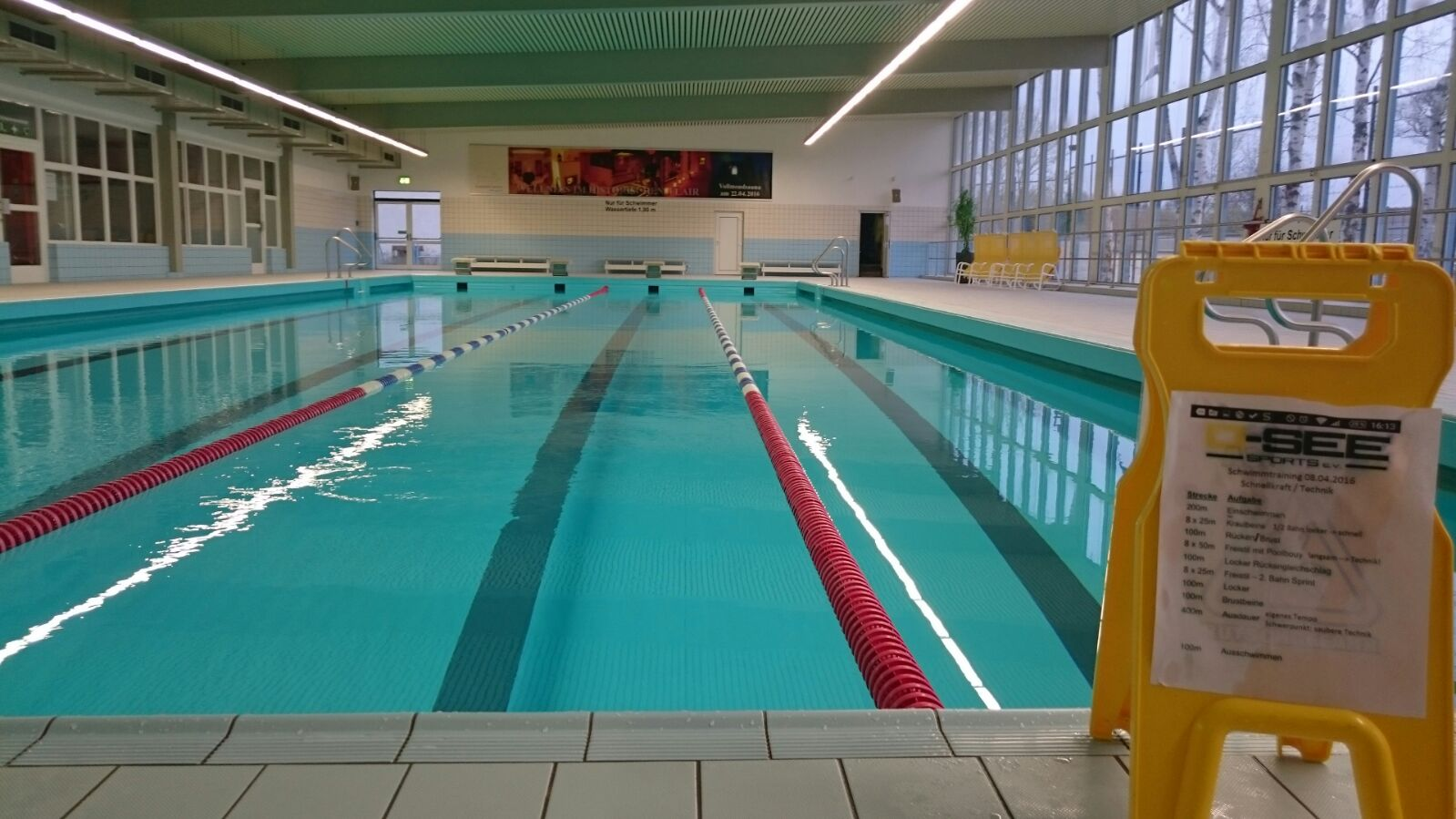 hfelde swim