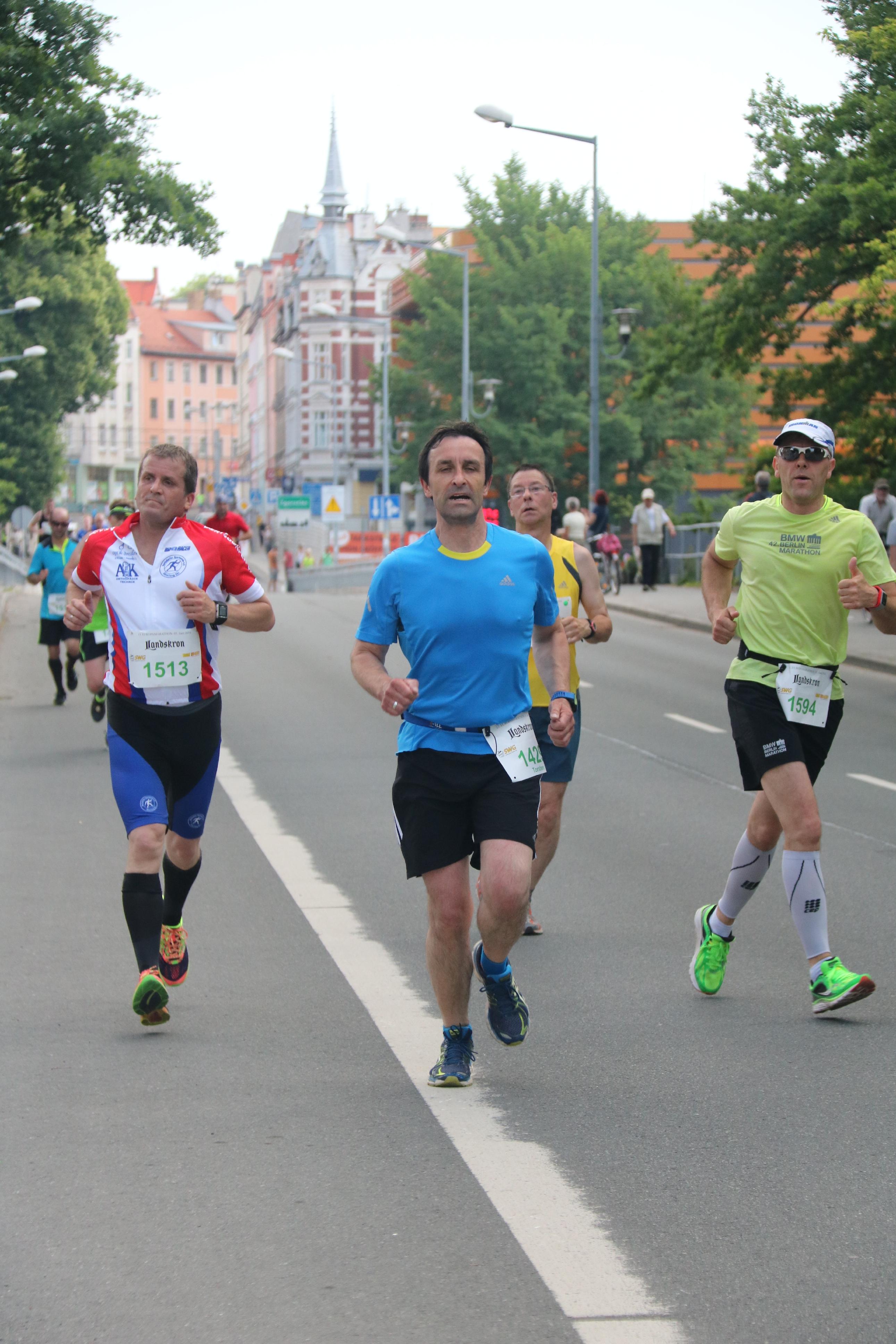 GoerlitzEuropamarathon16 - Bruecke