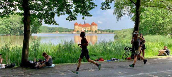 O-SEE Sports mit Rekordbeteiligung beim 19.Schlosstriathlon 2020