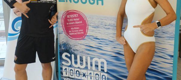 O-SEE Schwimmer erfolgreich beim SWIM 100×100