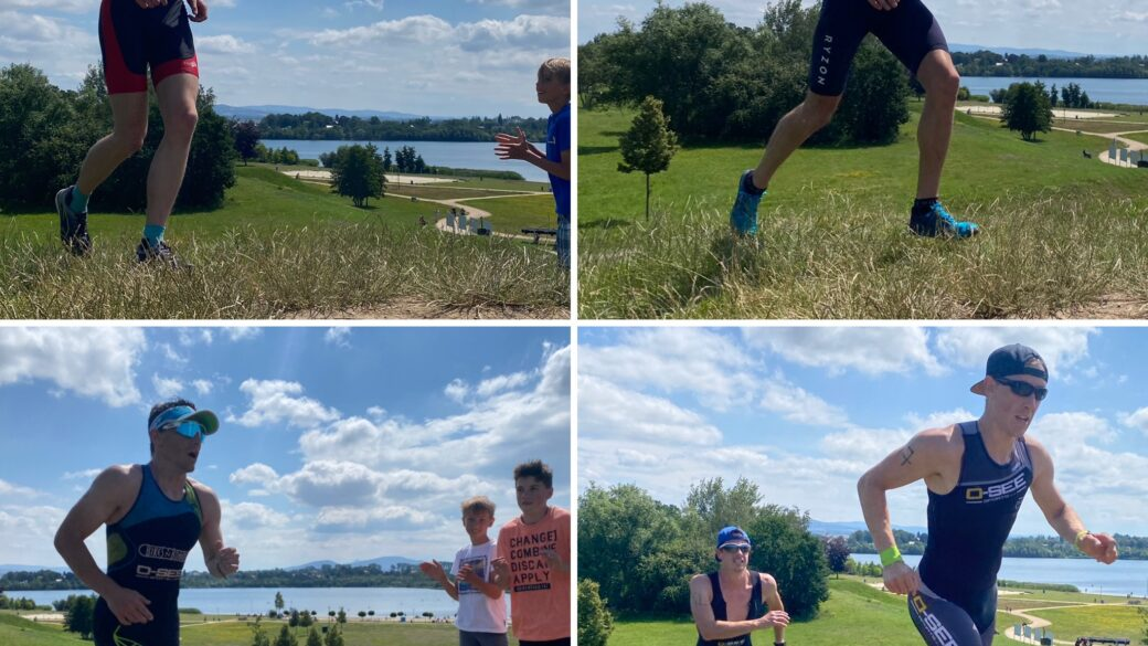 Swim'n'Run Trainingswettkampf am Olbersdorfer See