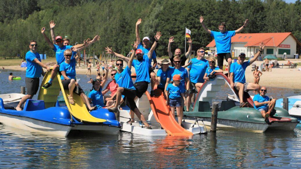 5. O-SEE Open Water Race terminiert